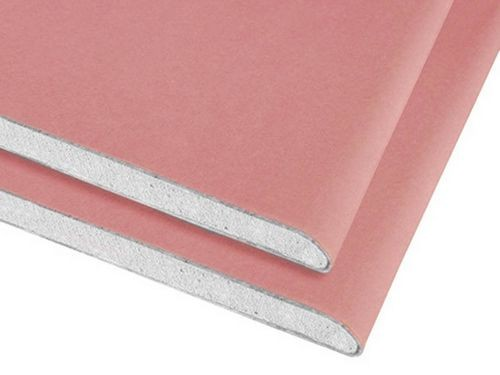 Гипсокартонный лист  KNAUF (огнестойкий) 2500х1200х12.5мм расход 3м2