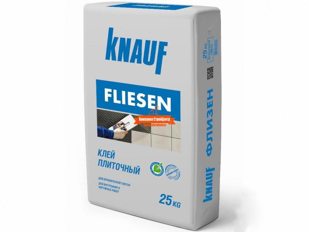 Плиточный клей Knauf Флизен, 25 кг