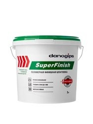 Шпатлевка Sheetrock SuperFinish 5кг расход на 3м2
