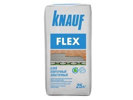 Плиточный клей Knauf Флексклебер, 25 кг