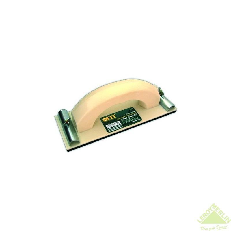 Держатель для нождачной бумаги Политех 105х23