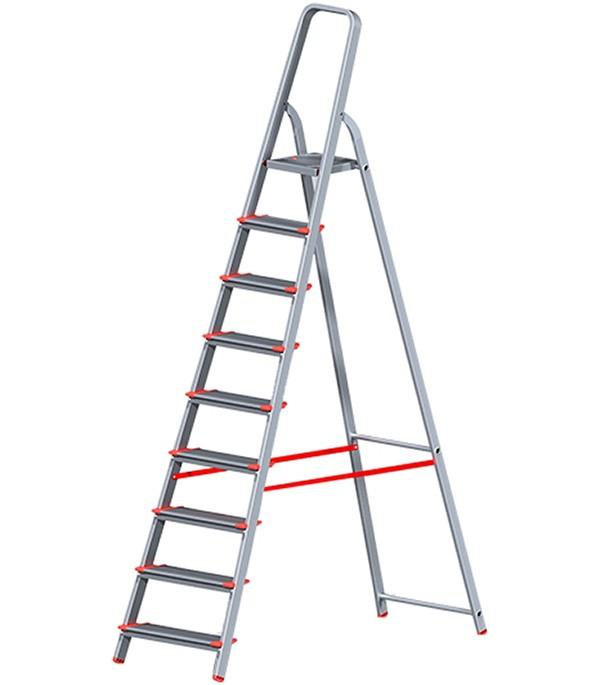 Стремянки stairs 9 ступени