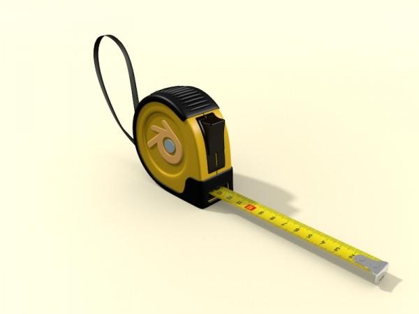 Рулетка Креост 10м