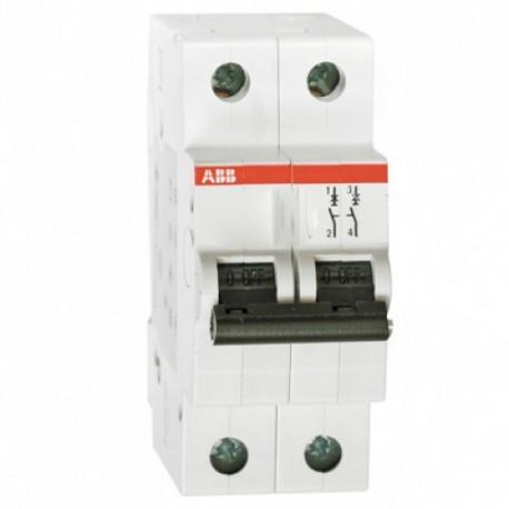 Автомат двухполюсной SH20232A