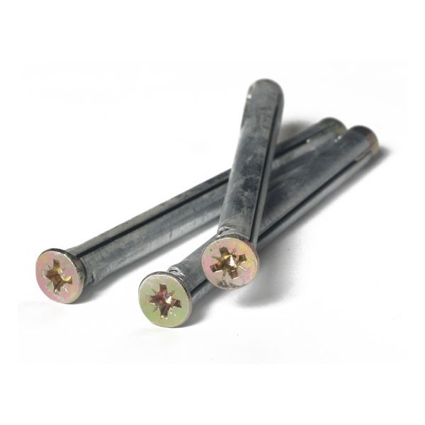 Металлический рамный дюбель 8х112мм