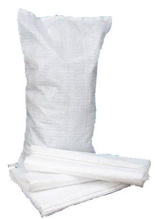 Мешок полипропиленовый для строительного мусора (уплотненный)